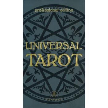 Libro mas Cartas, Tarot Universal