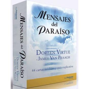 Mensajes del Paraíso, cartas y Guía explicativa