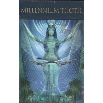 Millennium Thoth Tarot, Estuche Libro más Cartas
