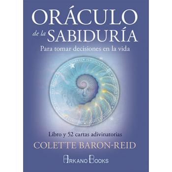 Oráculo de la Sabiduría (Libro+Cartas)