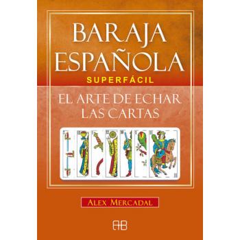 Pack cartas mas libro Baraja Española super fácil