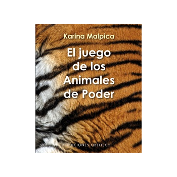Pack El Juego de los Animales de Poder, libro mas cartas