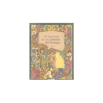 Pack El Mensaje de las Damas del Bosque. Libros más cartas del Tarot
