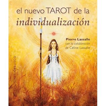 Pack el Nuevo Tarot de la Individualización, libro mas cartas de Tarot