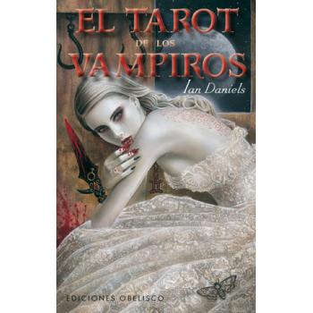 Pack el Tarot de los Vampiros, libro mas cartas de Tarot