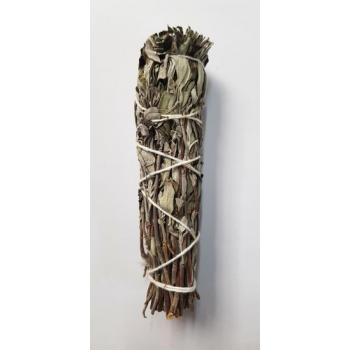 Atadillo de Salvia Blanca (Californiana) de 11-13cm