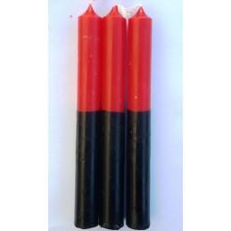 Vela Negra-Roja Especial...