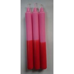Vela Roja-Rosa Especial...