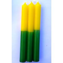 Vela Verde-Amarilla...