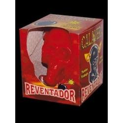 CALAVERA REVENTADOR PUK TRIPLE EFECTO ( Varios Colores)