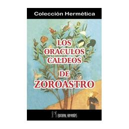 Libro Los Oraculos Caldeos...