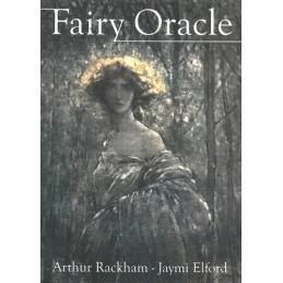 Libro mas cartas Fairy Oracle