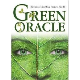 Green Oracle Libro mas Cartas