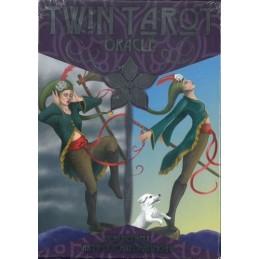 Oráculo Twin Tarot. Libro...