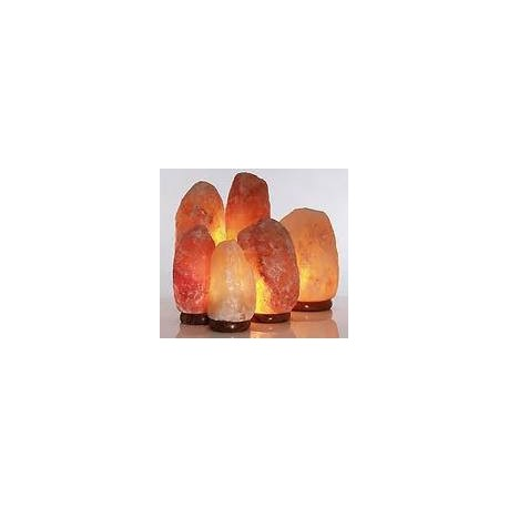 LAMPARA SAL DEL HIMALAYA 8 a 10 Kg