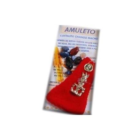 AMULETO COSTALITO CHANGO MACHO