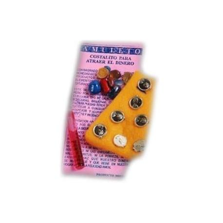Amuleto costalito para atraer el dinero el secreto del tarot - Atraer el dinero ...