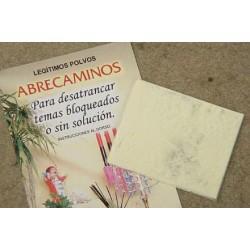POLVO ABRECAMINOS (combate problemas sin solucion)