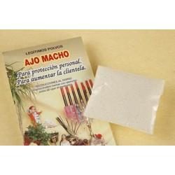 POLVO AJO MACHO (proteccion personal)