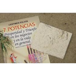 POLVO DE LAS 7 POTENCIAS mejora ventas comerciales