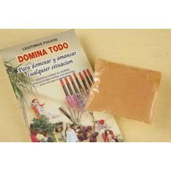 POLVO DOMINA TODO (dominar y amansar)