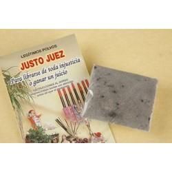 POLVO JUSTO JUEZ (Lliberarse de toda injusticia)