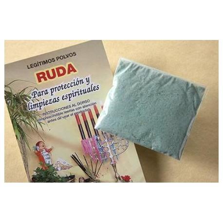 POLVO RUDA (proteccion y limpiezas)