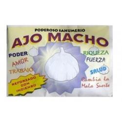 SAHUMERIO AJO MACHO 14 X 9 X 1 CM (5gr. APROX)