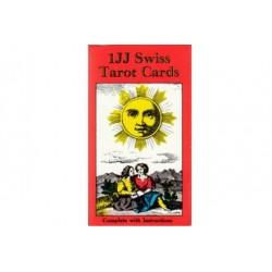 SWISS TAROT CARDS ( Inglés)