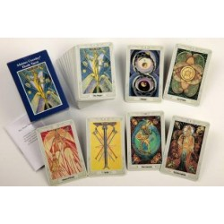 ALEISTER CROWLEY TOTH TAROT (POCKET)
