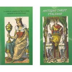 ANTIGUO TAROT ITALIANO