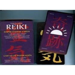 CARTAS DE INSPIRACION DEL REIKI