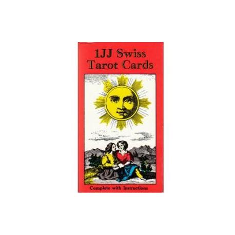 1JJ SWISS TAROT CARDS ( Inglés)