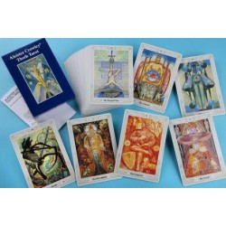 ALEISTER CROWLEY TOTH TAROT LUXE (GRANDE)