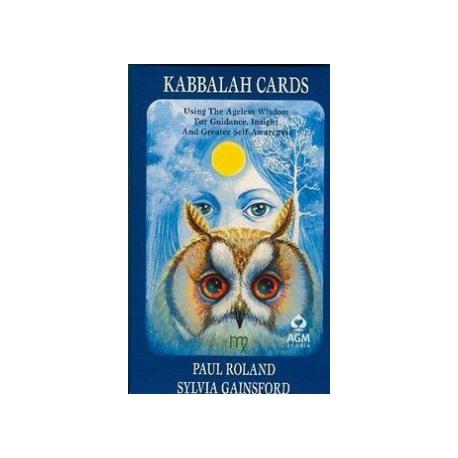 TAROT KABBALAH CARDS