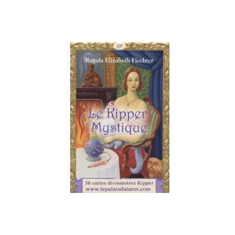 TAROT LE KIPPER MYTIQUE ( Inglés)