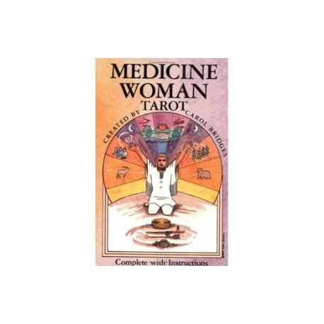 TAROT MEDICINE WOMAN (inglés)