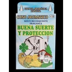 CONO BUENA SUERTE Y PROTECCION
